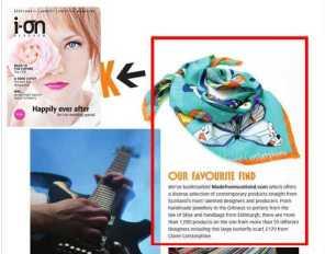 i-On Glasgow Magazine January 2014