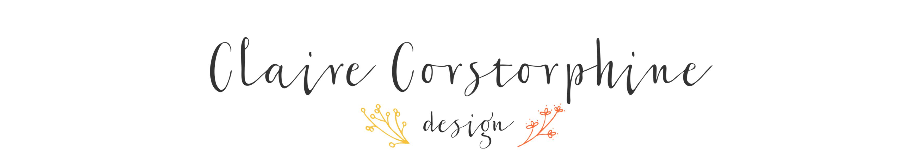 Claire Corstorphine Design